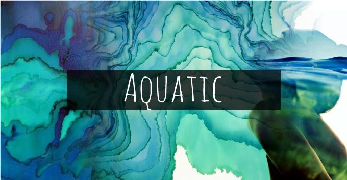 T-Shirt Design Trend Direction - Aquatic