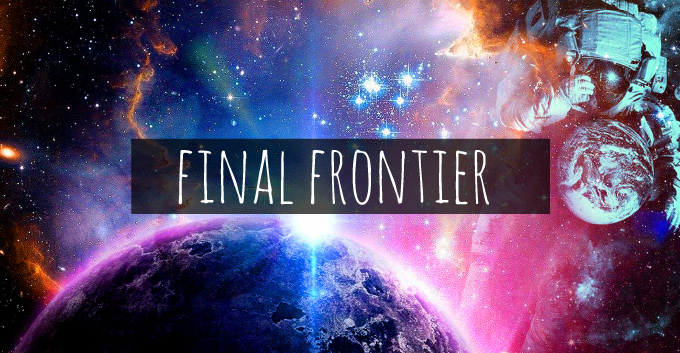 T-Shirt Design Trend Direction - Final Frontier