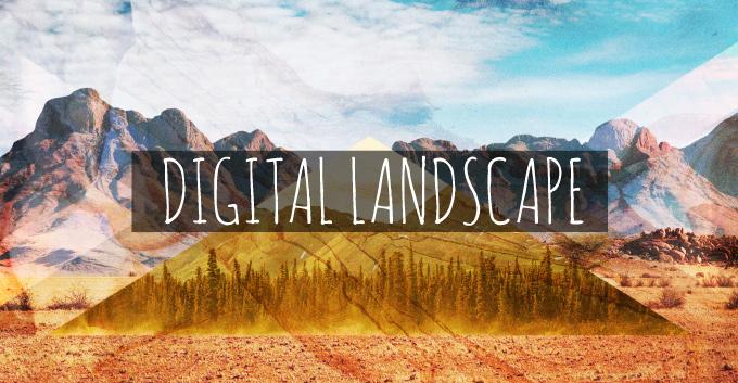 T-Shirt Design Trend Direction - Digital Landscape