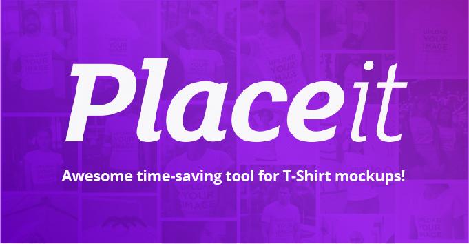 Awesome time-saving tool for T-Shirt mockups!
